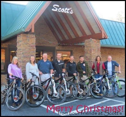 Scott's Bikes: 2544 Georgetown Rd NW, Cleveland, TN