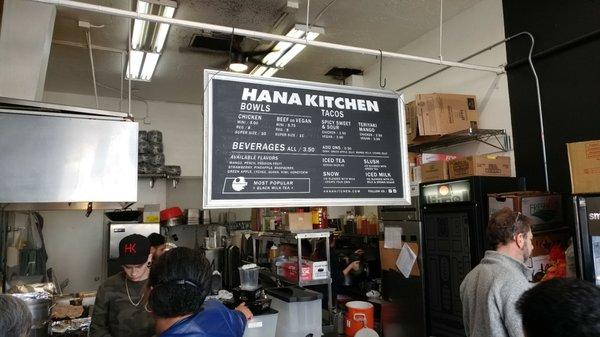 Hana Kitchen 503 State St Santa Barbara, CA Coffee & Tea - MapQuest