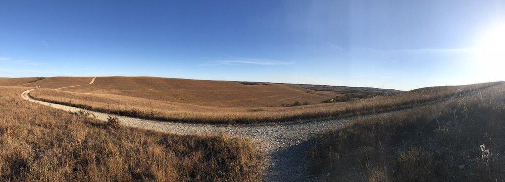 Social Spots from Konza Prairie