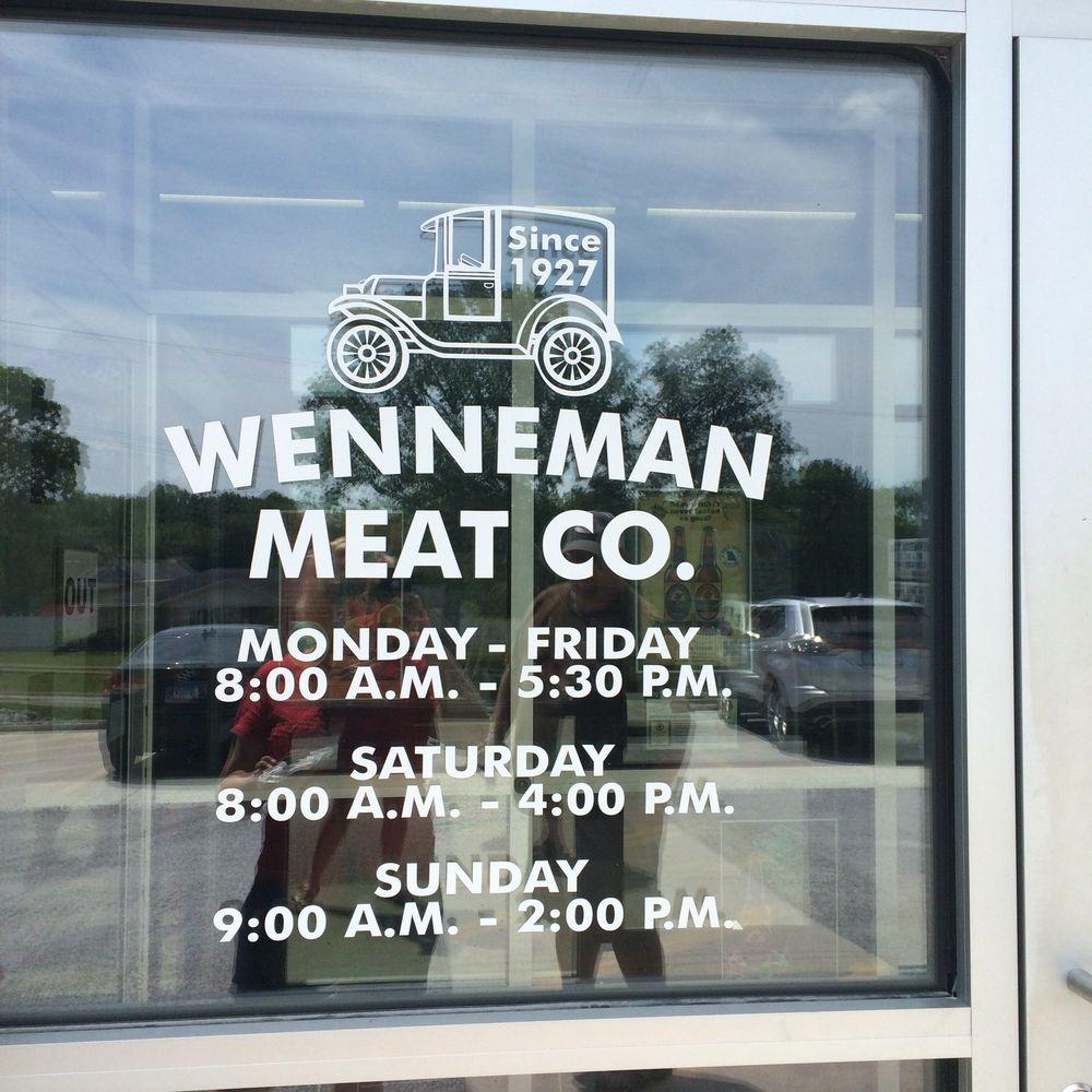Wenneman Meat Co: 7415 State Rte 15, Saint Libory, IL