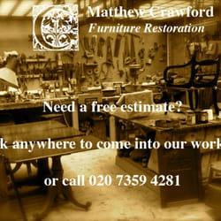 Photo Of Matthew Crawford Furniture Restoration   London, United Kingdom