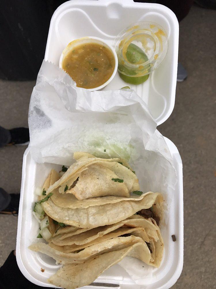 Taqueria Las Delicias: 617 E Williams St, Apex, NC