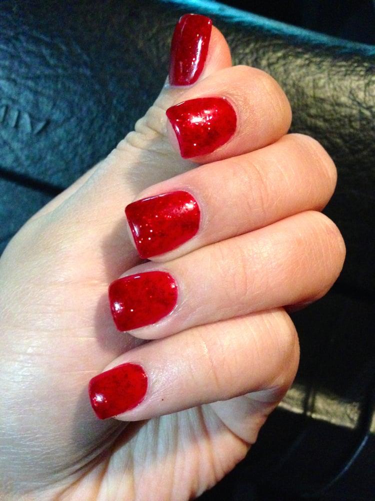 Red Glitter Gel Yelp
