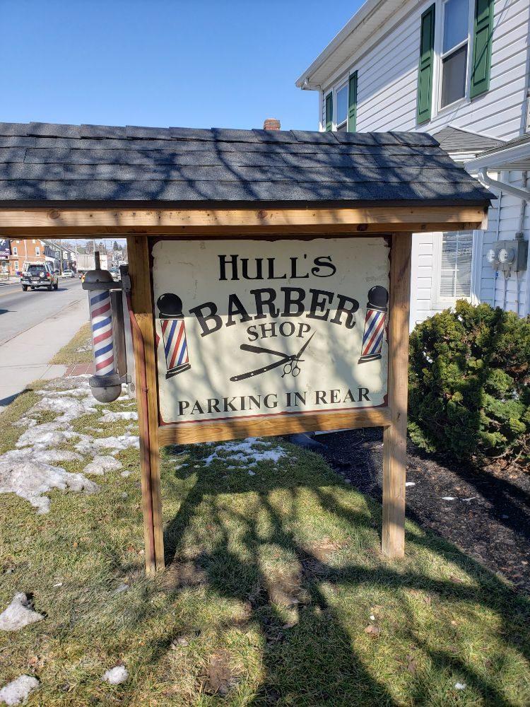Hull's Barber Shop: 600 Baltimore St, Hanover, PA