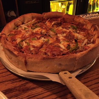 Photo Of Tenuta S Italian Restaurant Milwaukee Wi United States Small Deep Dish