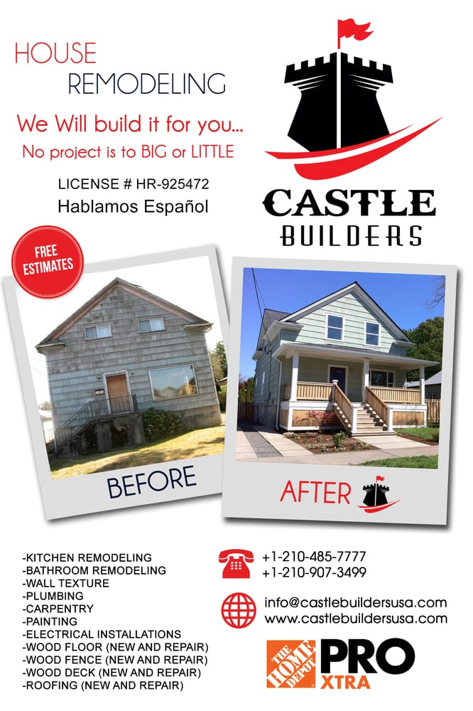 Castle Builders Architects 48 Culebra Rd San Antonio TX Magnificent Castle Building And Remodeling Painting