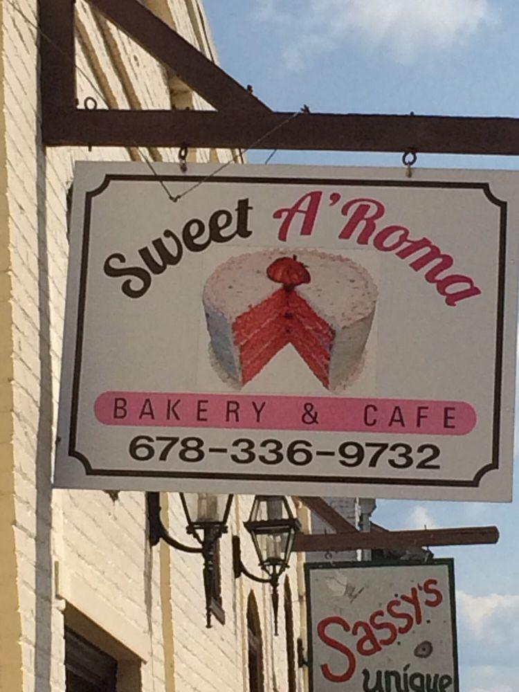 Sweet A Roma Bakery Cafe Stone Mountain Ga