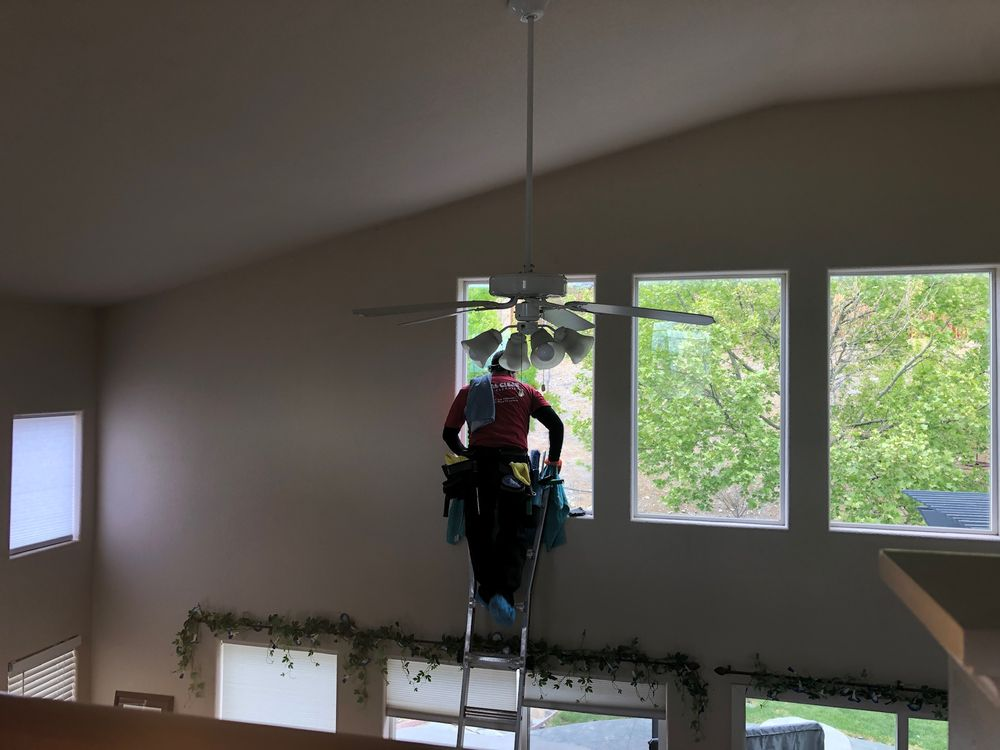 Crystal Clear Window Cleaning: Reno, NV