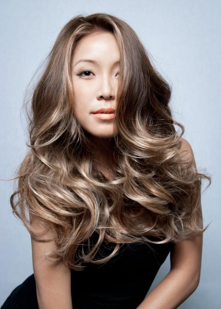 Smoked Ash Ombre On Asian Hair By Guy Tang Yelp