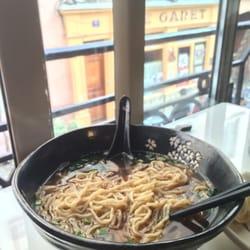 hakata ramen 29 photos 27 avis cuisines asiatiques 8 10 rue du garet terreaux lyon. Black Bedroom Furniture Sets. Home Design Ideas