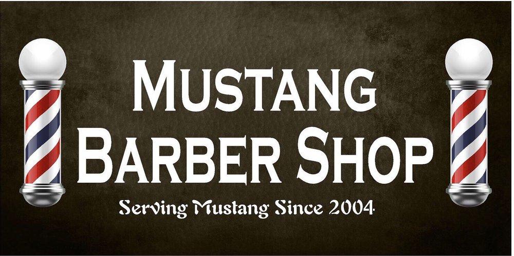 Mustang Barber Shop: 108 S Castlerock Ln, Mustang, OK