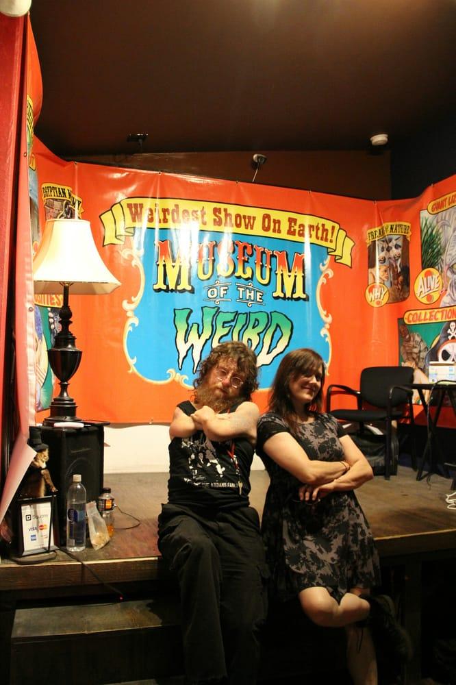 Museum of the Weird