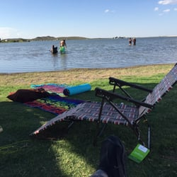 Photo Of Balmorhea Lake Tx United States Enjoying