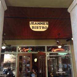 Jeanne's Bistro & Coffee Shop logo