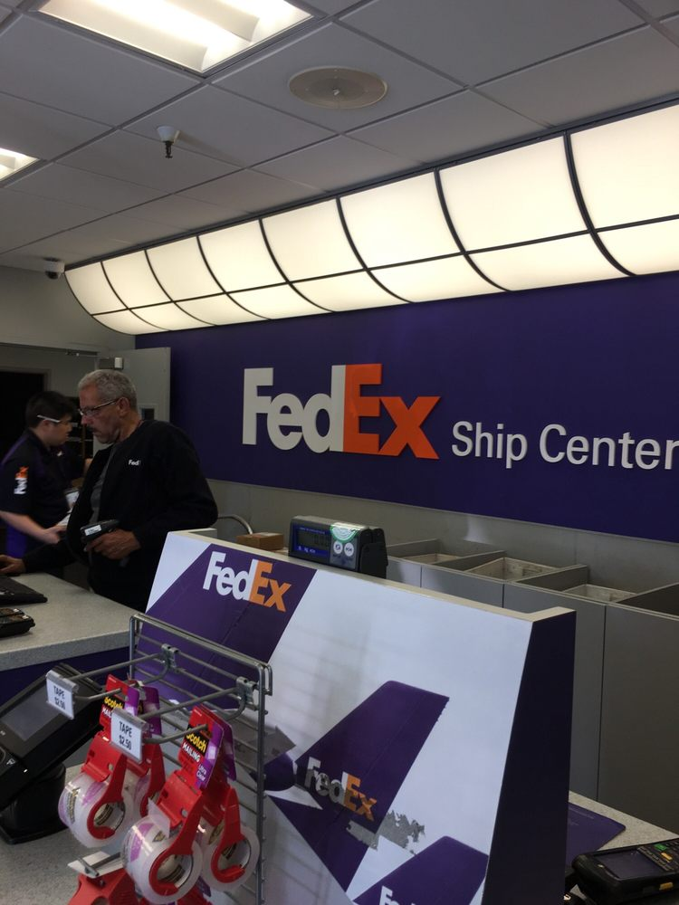 FedEx Ship Center - 15 Photos & 122 Reviews - Shipping