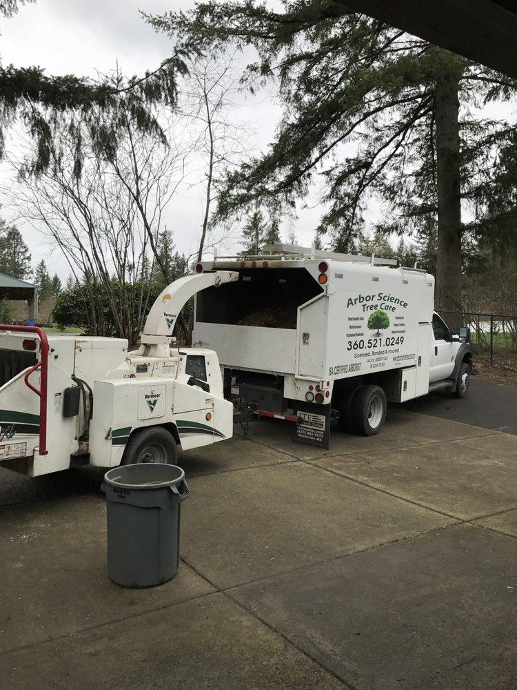 Arbor Science tree Service: Battle Ground, WA