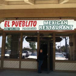 El Pueblito Mexican Restaurant Placentia Ca