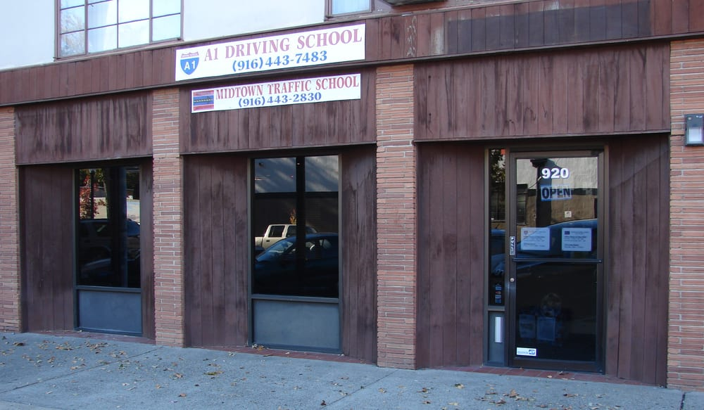 A1 Driving School: 920 22nd St, Sacramento, CA
