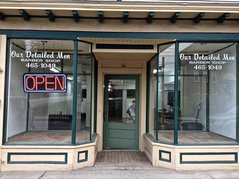 Our Detailed Men: 40 Nashua St, Milford, NH