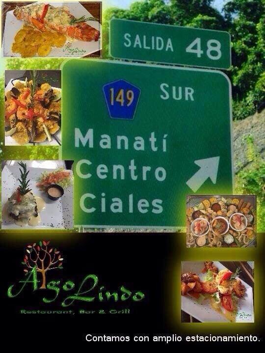 Algo Lindo Restaurant Bar & Grill: Carretera 145 Km .05, Ciales, PR