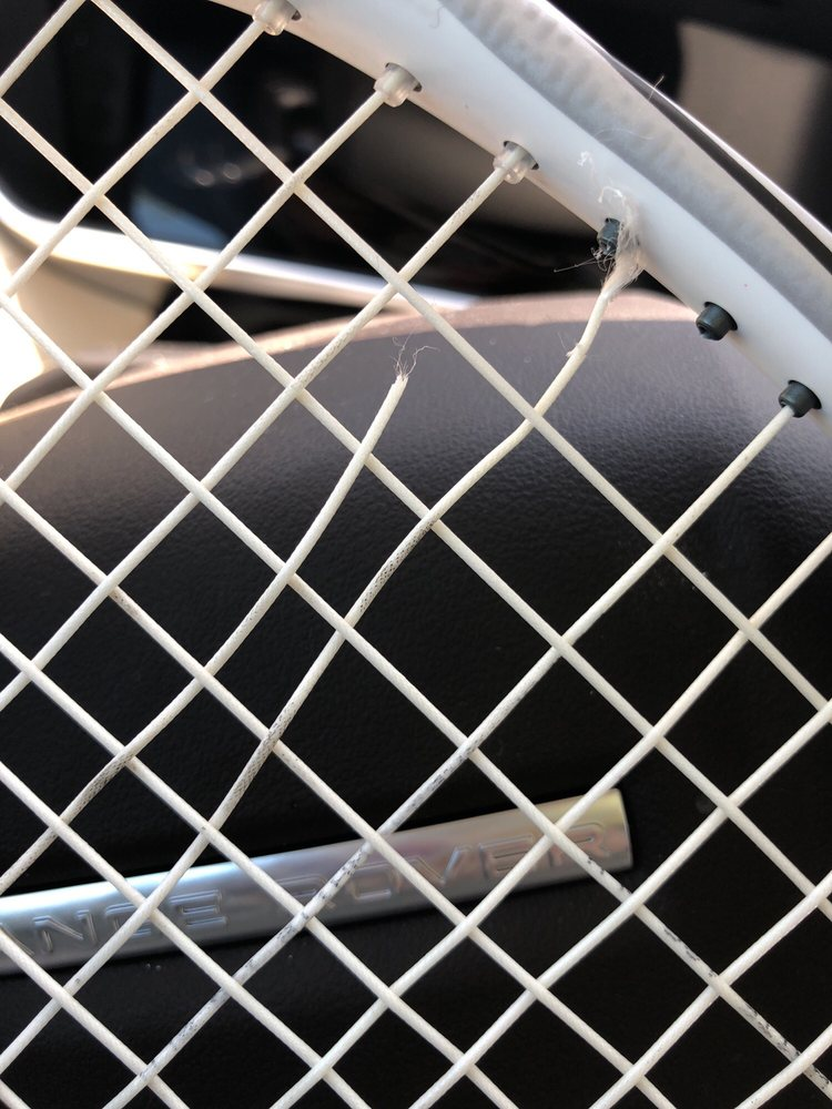 Racket Supply: 10570 S De Anza Blvd, Cupertino, CA