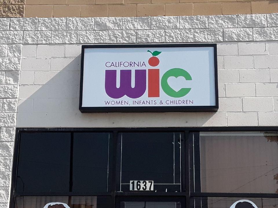 WIC: 1637 W Washington Blvd, Los Angeles, CA