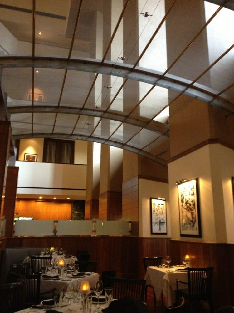 The strip house restaurant houston
