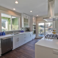 Beautiful Photo Of Pius Kitchen U0026 Bath   Seattle, WA, United States. White Flat