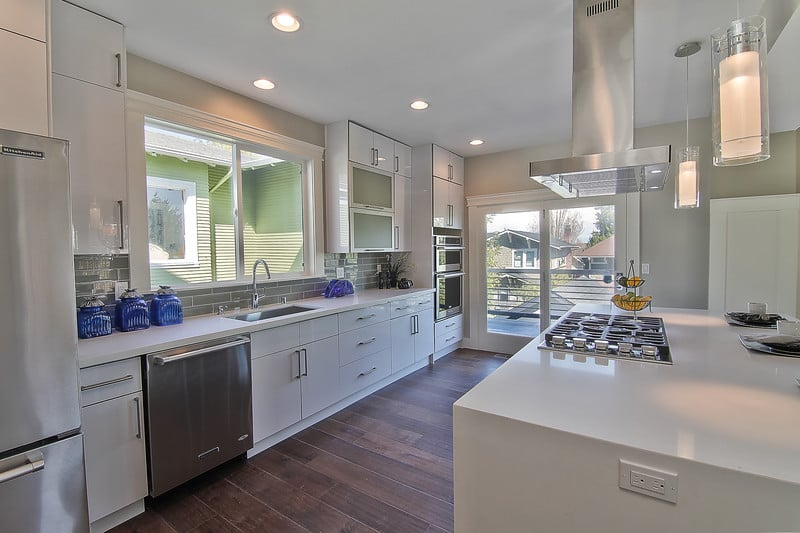 Wonderful Photo Of Pius Kitchen U0026 Bath   Seattle, WA, United States. White Flat