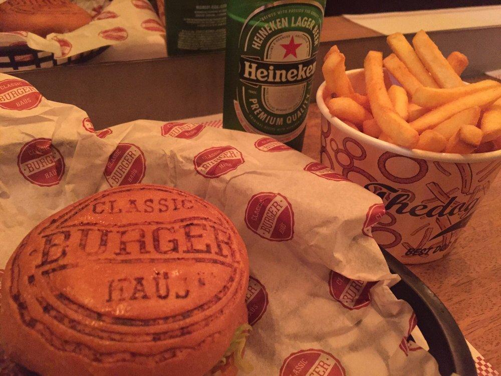 Classic Burger Haüs