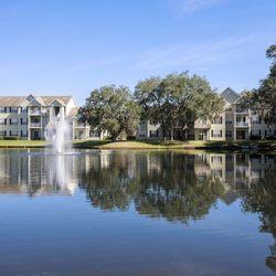 Photo Of Madison Park Road Plant City Fl United States Lake With
