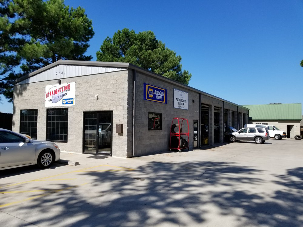 Straightline Automotive: 9141 Greenhouse Rd, Bentonville, AR