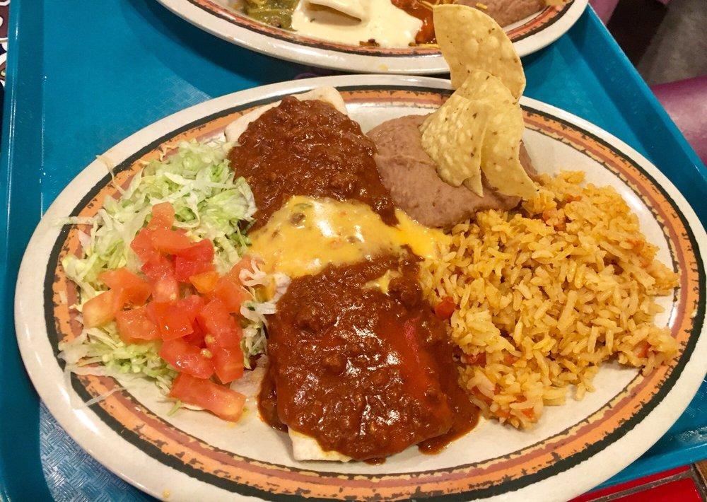 Rosa's Café & Tortilla Factory: 6551 Old Denton Rd, Fort Worth, TX