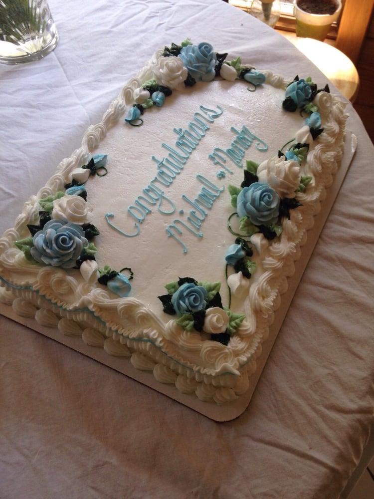 Cub Foods Bakery Cakes