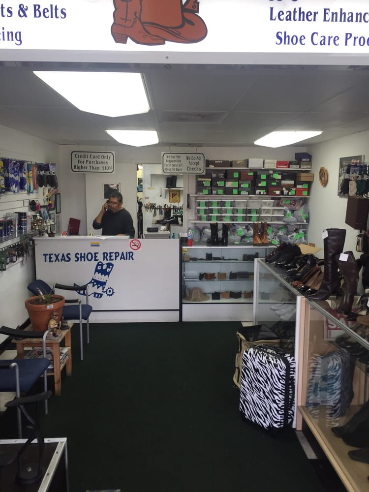 Richmond Shoe Repair Houston
