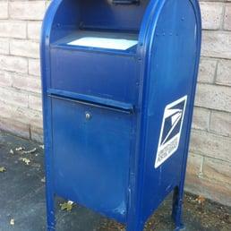 blue mailbox locations usps