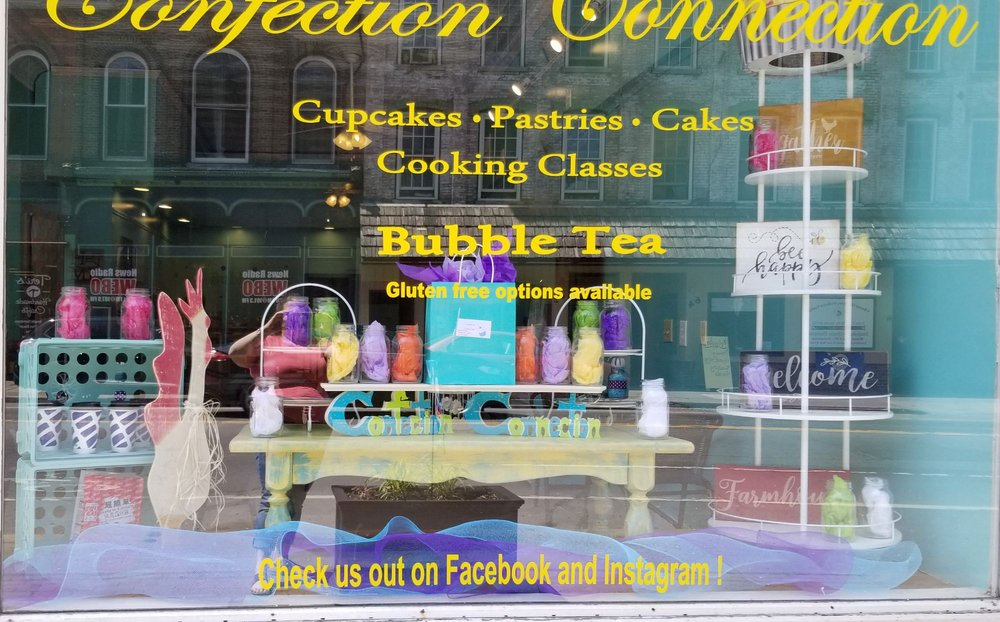 Confection Connection: 59 North Ave, Owego, NY