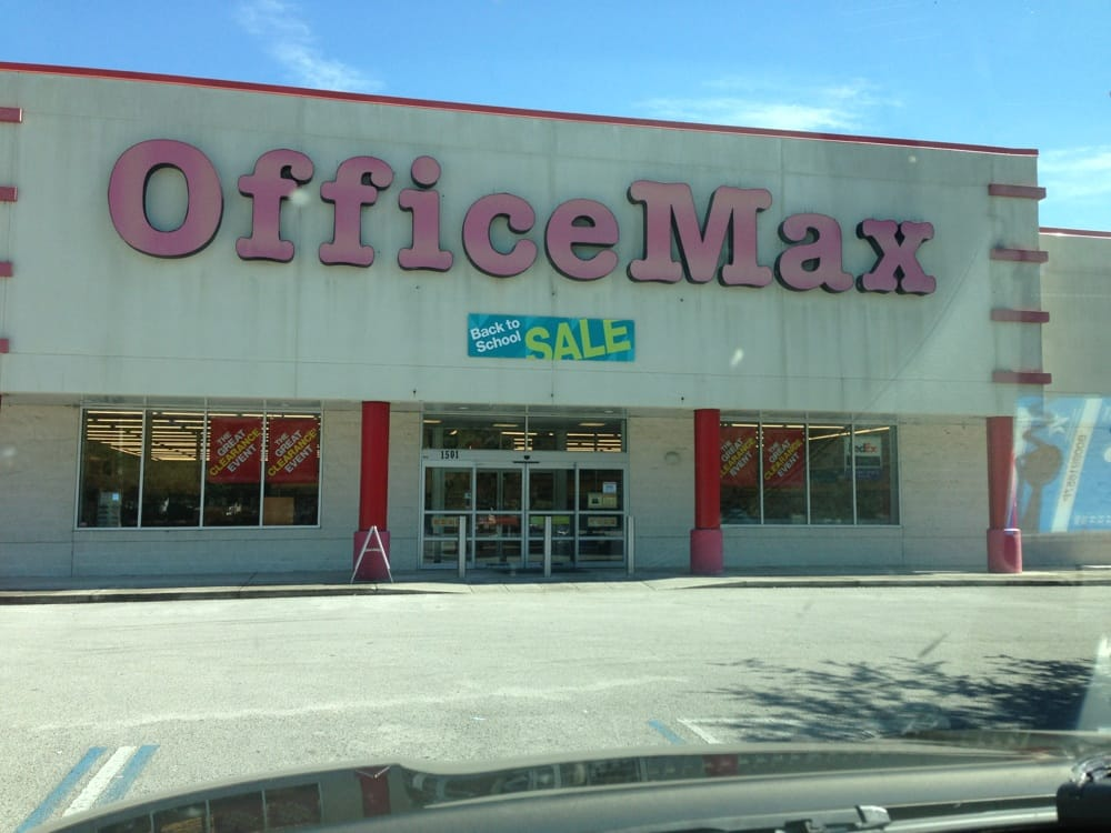 Complete OfficeMax Store Locator. List of all OfficeMax locations. Find hours of operation, street address, driving map, and contact information.