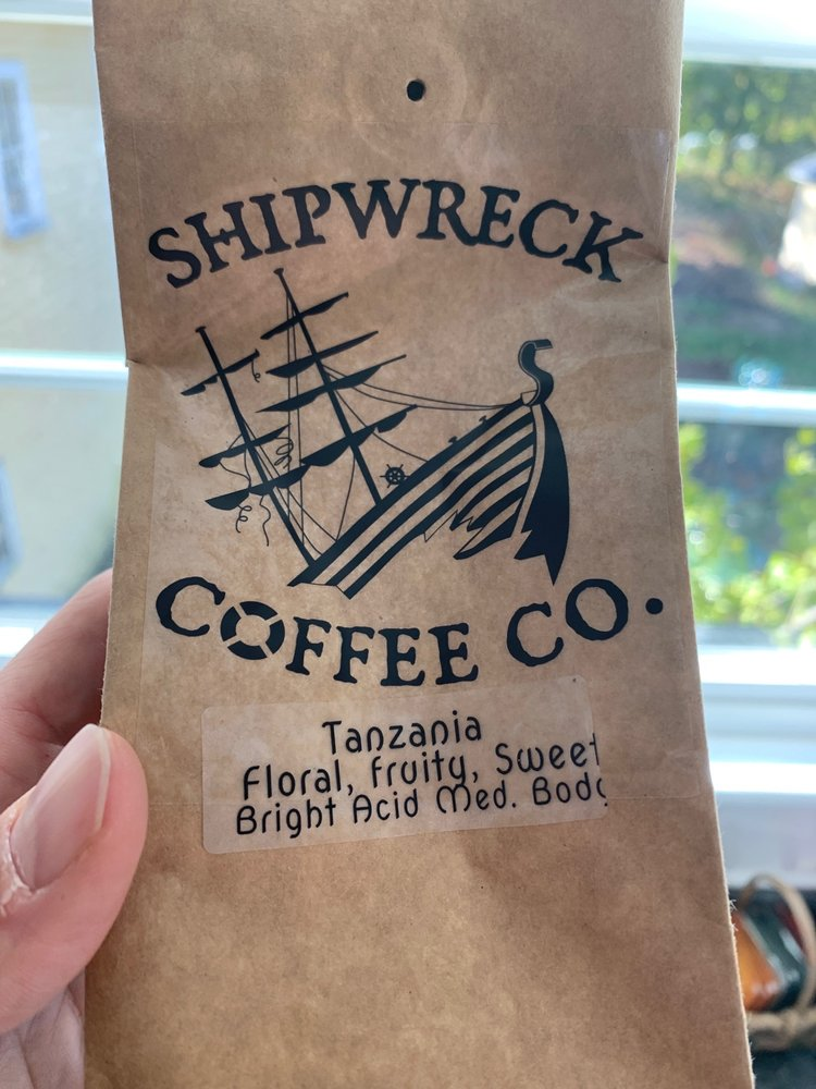 Shipwreck Coffee Company: 591 Maine Ave, Farmingdale, ME