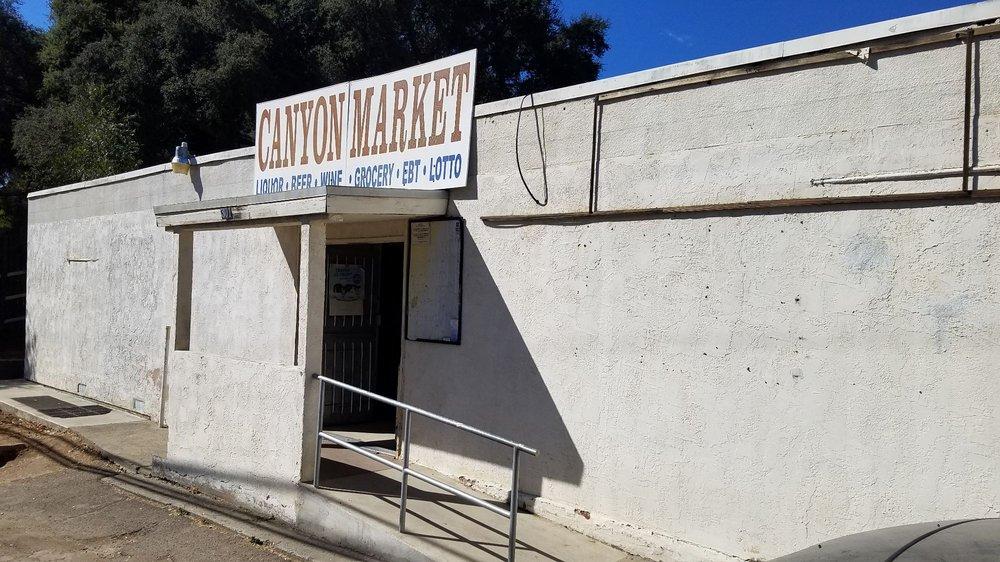 Canyon Store: 301 Harbison Canyon Rd, El Cajon, CA