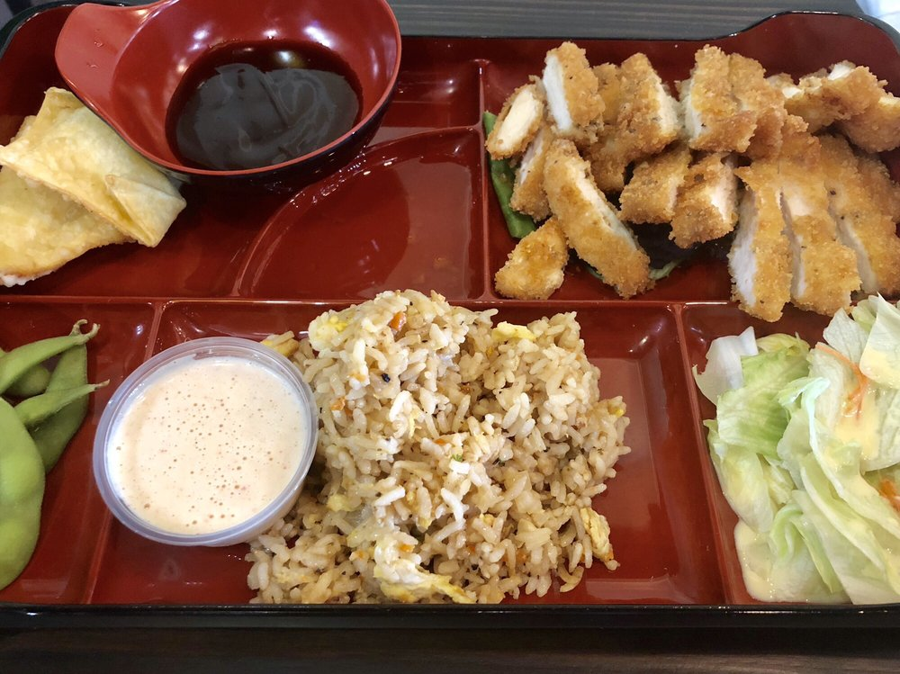 Bento Asian Kitchen + Sushi: 12951 Shelbyville Rd, Louisville, KY