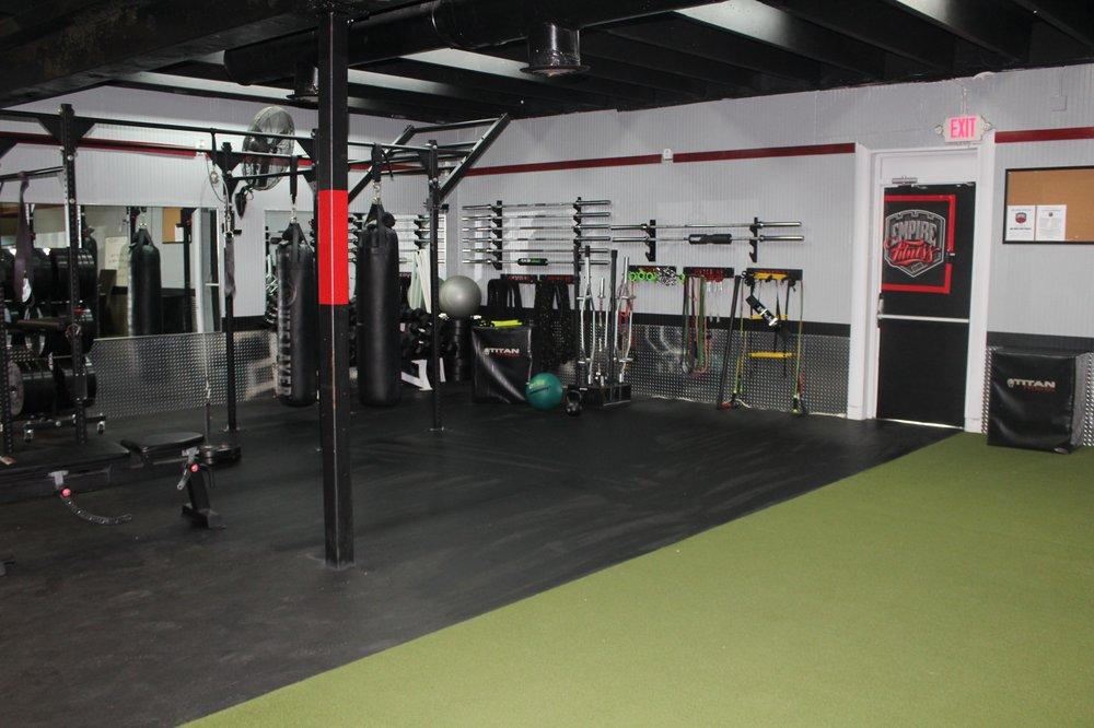 Empire Fitness Club: 27950 SW 127th Ave, Homestead, FL
