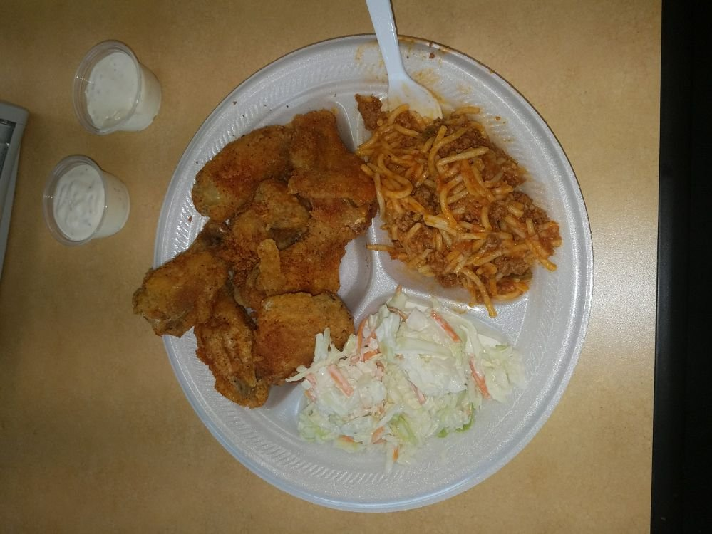 Omega's Market and Diner: 1201 Woodland St, Columbia, TN