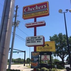 Photo Of Checkers Restaurants Haines City Fl United States Checker S