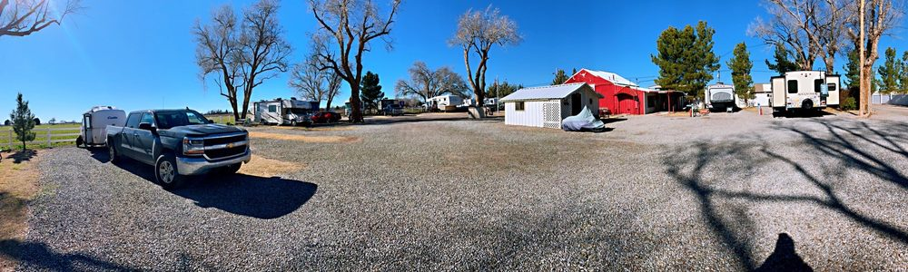 Red Barn Rv Park: 2806 E 2nd St, Roswell, NM