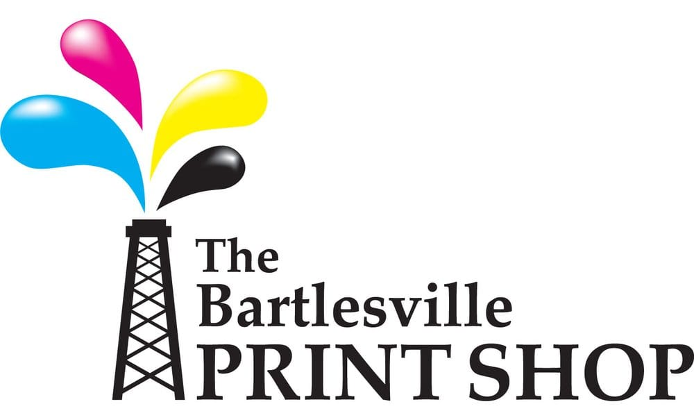 Bartlesville Print Shop: 120 SE 2nd St, Bartlesville, OK