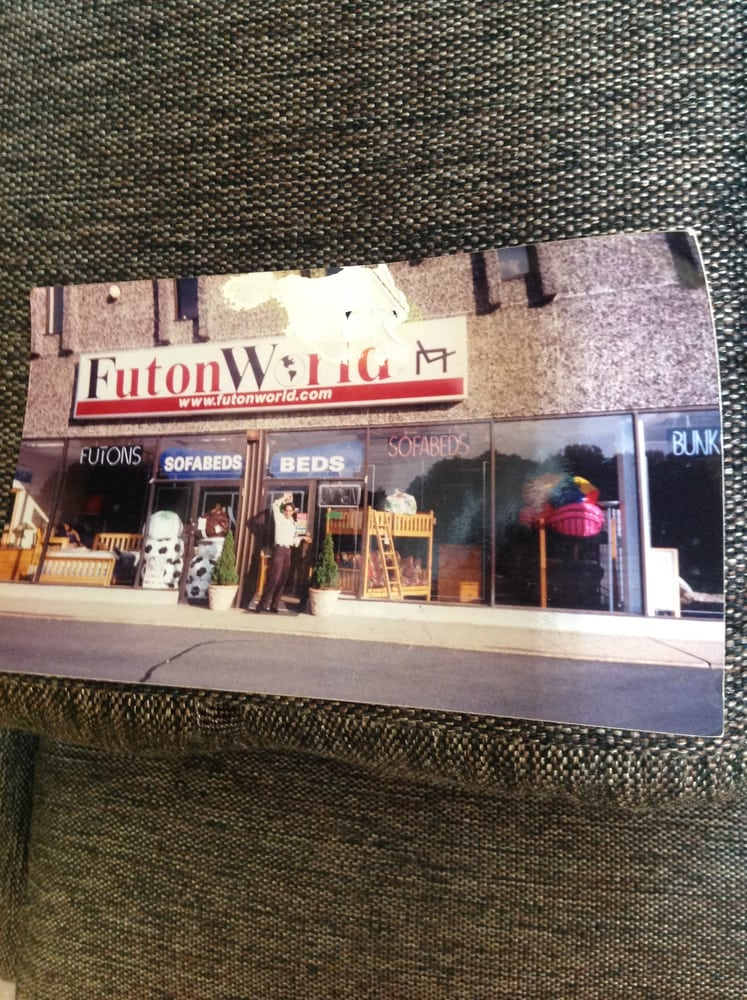 Photo Of Futon World Woodbridge Nj United States Back In 1997