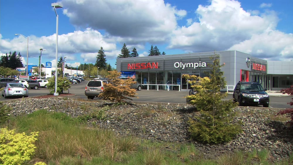 Olympia Auto Mall >> Bruce Titus Olympia Nissan Located At The Capitol Auto Mall Yelp