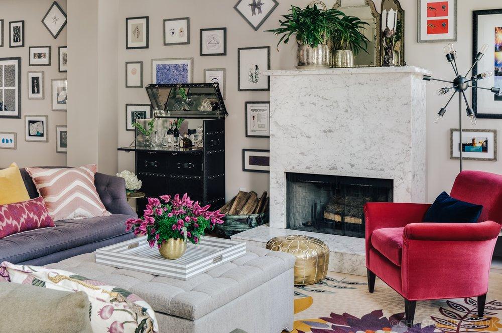 Samantha Gore Interiors + Design