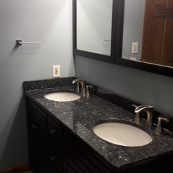 Adas Interior Remodeling Photos Kitchen Bath Granite - Bathroom remodeling crystal lake il